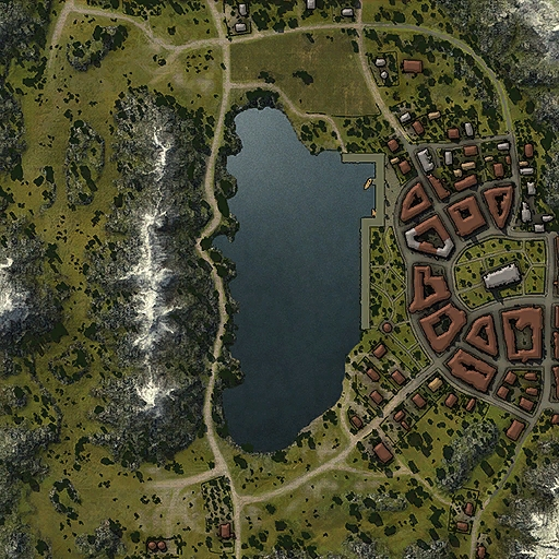 Lakeville Map