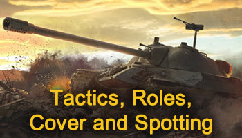 World of Tanks Tactics Strategy