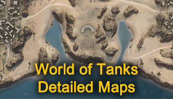 World of Tanks Maps