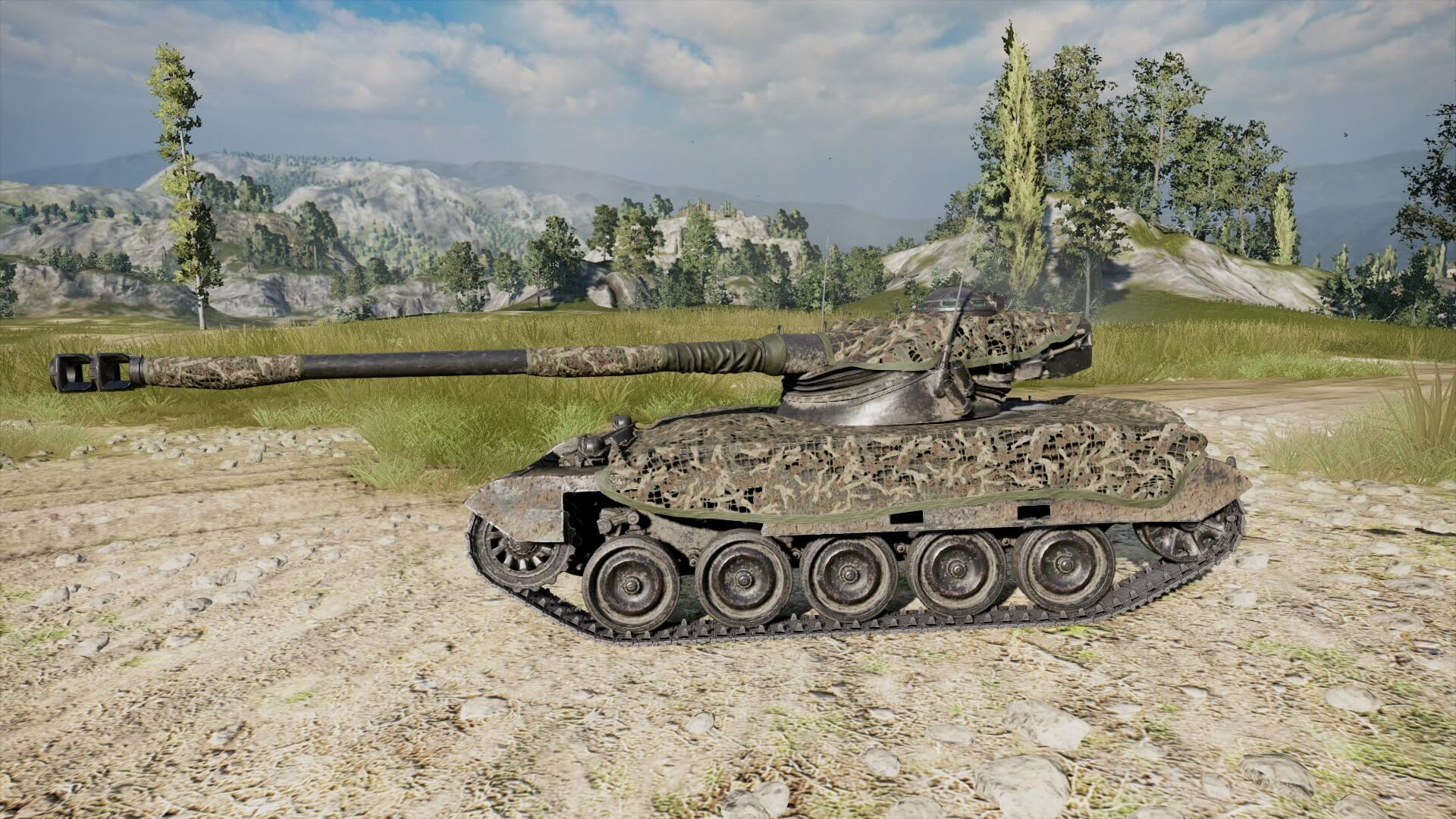 World of Tanks Guide - XBOX Console Online Game Tank Compare