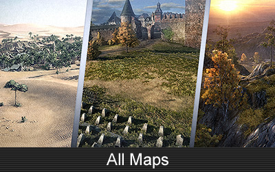 all wot maps