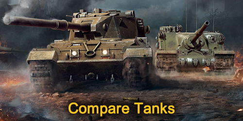 World of Tanks Guide - Tank Details